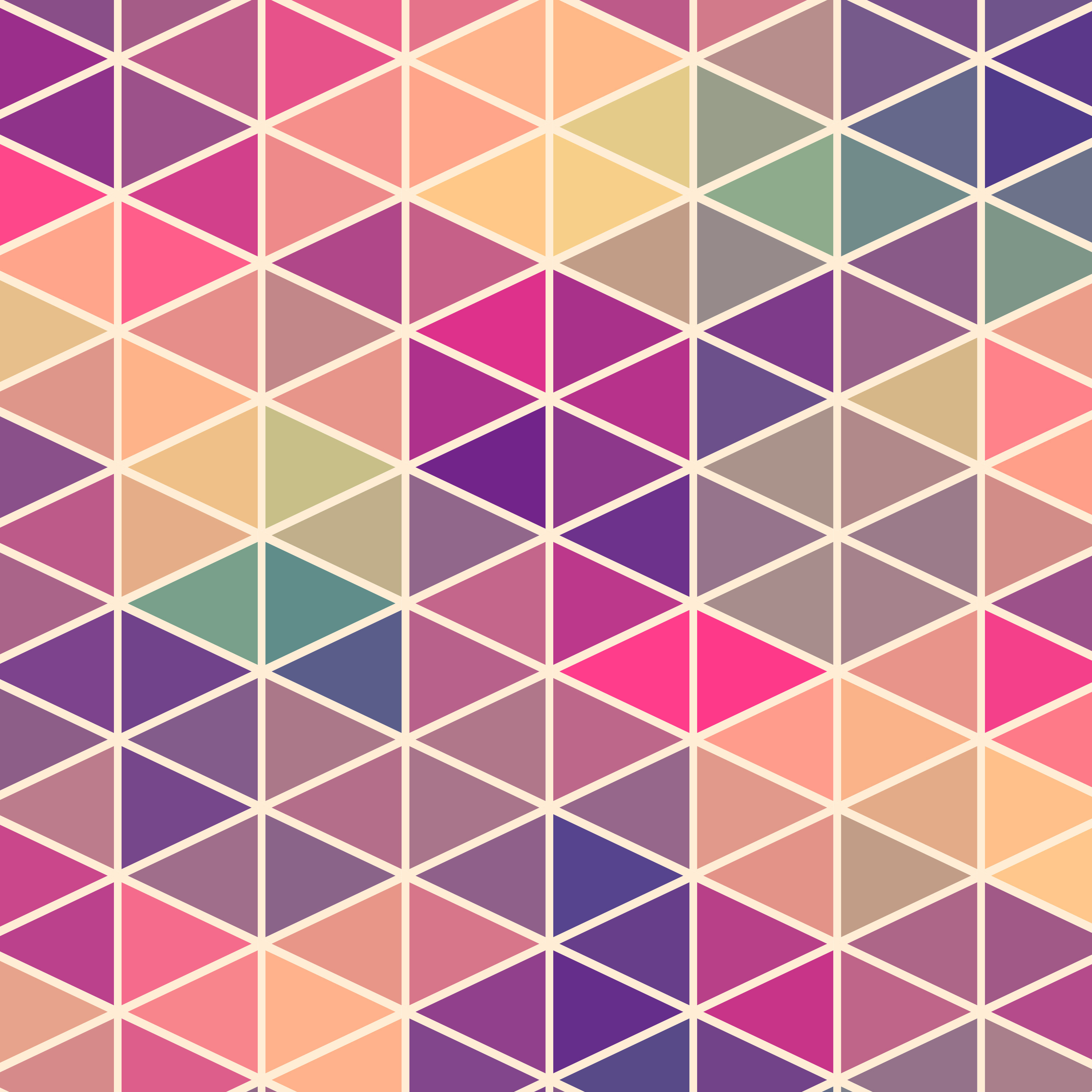 Flat design backgrounds how to make the hottest design Geometric patterns