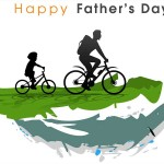 Father's Day in Stock Images