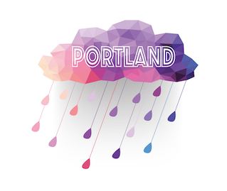 Portland label