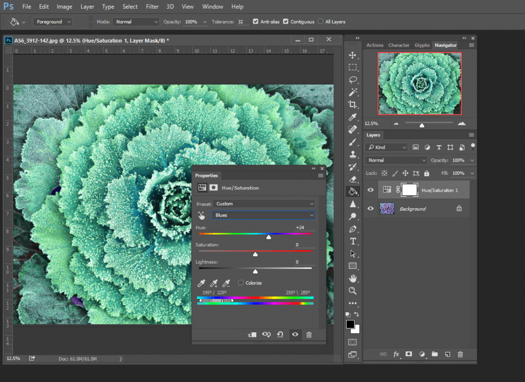 How to Adjust Hue and Saturation in Photoshop