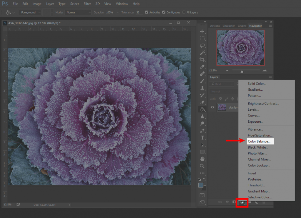 How to Adjust Color Balance in Photoshop