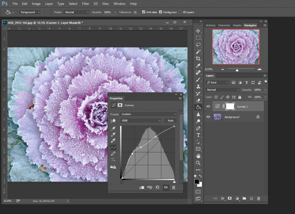 How to Adjust Curves in Photoshop