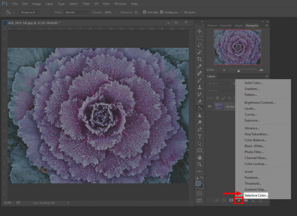 How to Adjust Selective Color in Photoshop