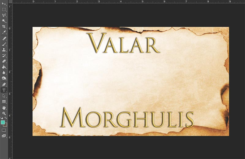 Create a Game of Thrones Inspired Crest in Photoshop - Storyblocks Blog