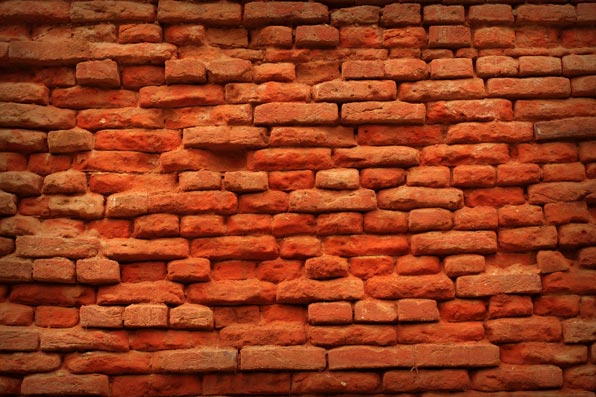 Pantone Organic Color Trends Brick Wall