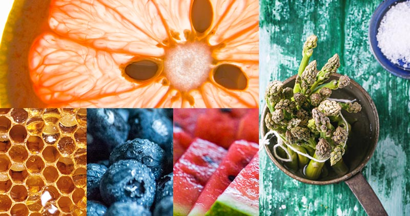 A Visual Guide to Pantone's Summer Palette: 4 Organic Color Trends