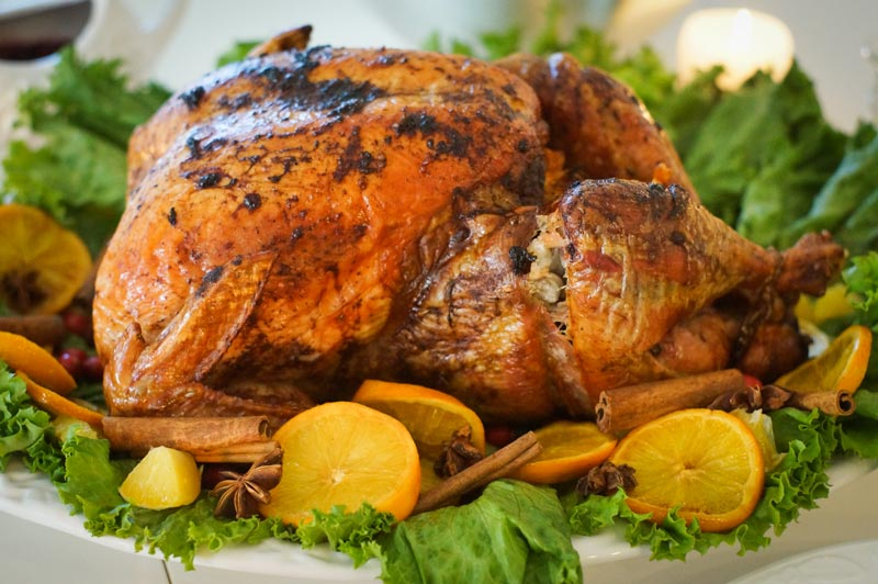 Thanksgiving Family Stock Photos