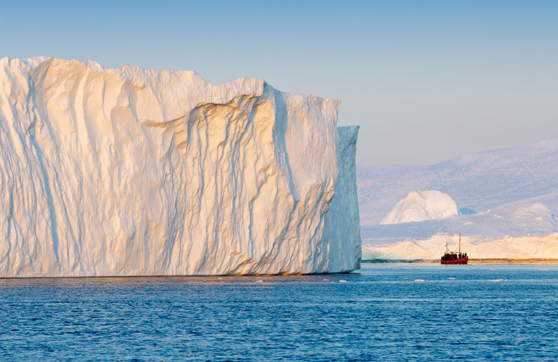 Nature Stock Photos - iceberg in greenland