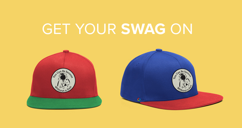 Get Your Swag On: Designing Swag with Stock Graphics