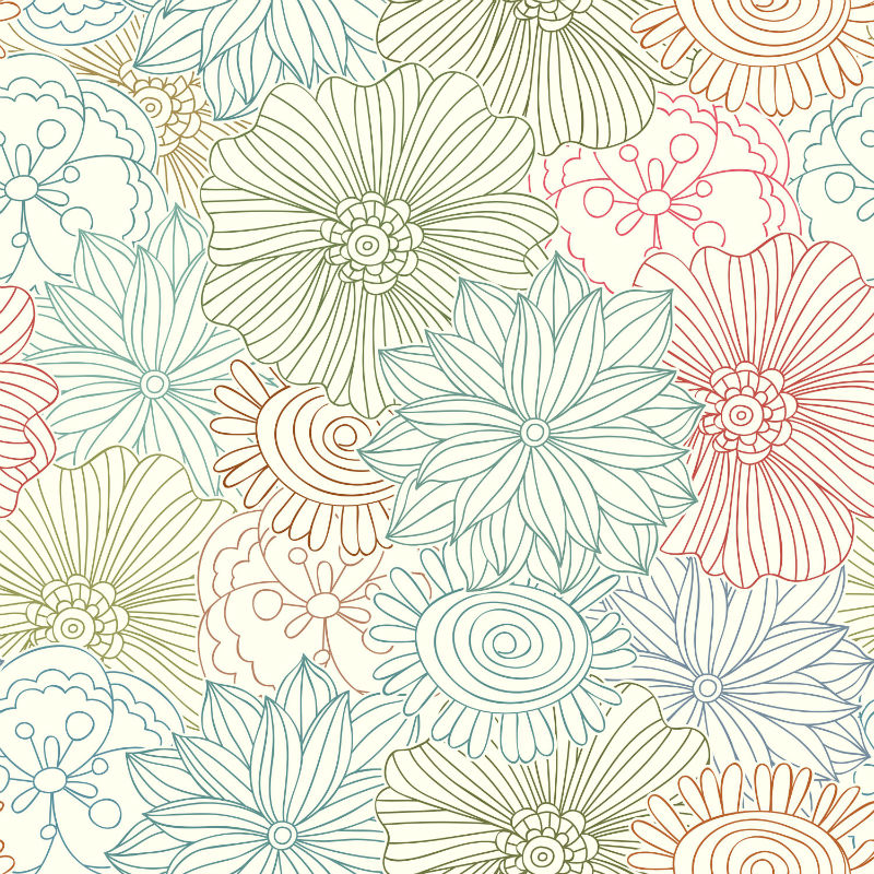 Top 20 Flower Vectors For Springtime