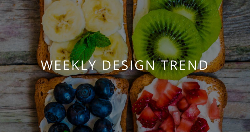 Trending This Week: Website Heroes with Stock Images