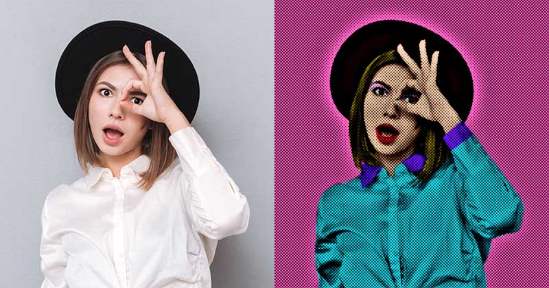 Tutorial: How to Create Pop Art in Photoshop