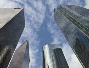 Skyscraper Time Lapse