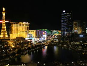 Vegas Fountain Time Lapse