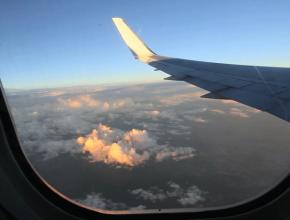 4K Stock Airplane Footage