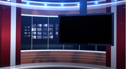 Virtual Sets Effects and Lower Thirds Footage from VideoBlocks