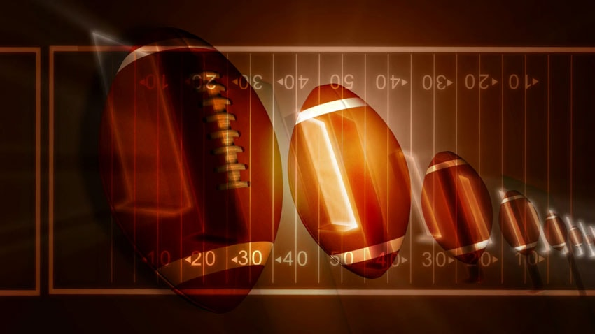 Football Motion background