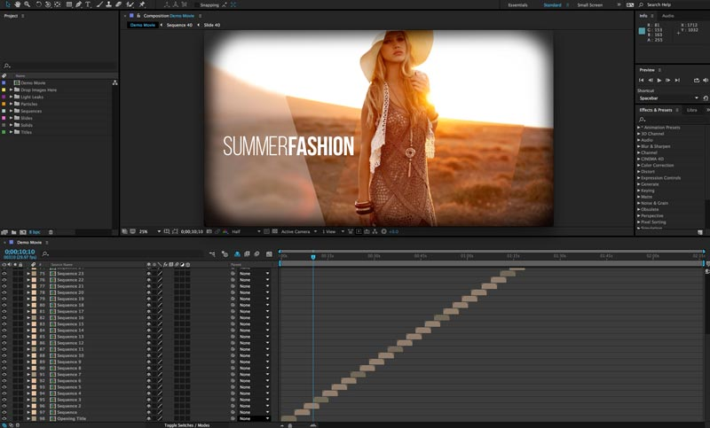 A Beginners Guide to Creating After Effects Templates 5 Key Factors for Profitable AE Designs