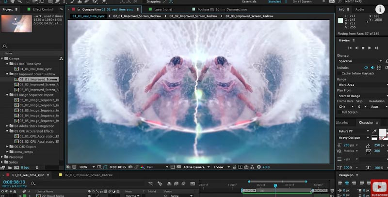 The 5 Biggest Updates Adobe Creative Cloud Including VR 360 Video Editing