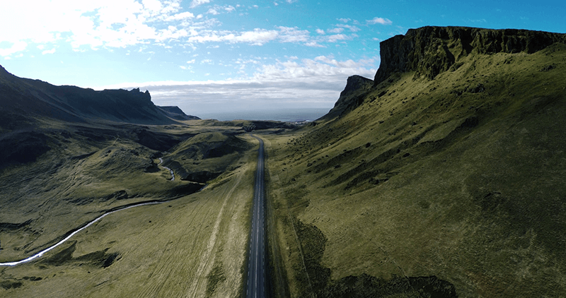 drone footage of iceland how to fly drones