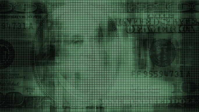 Abstract Money Stock Photo