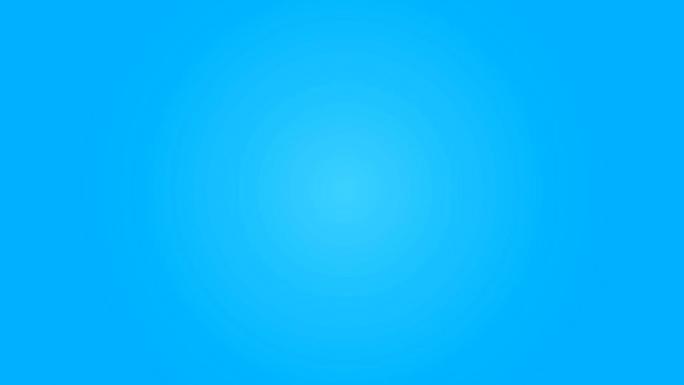 Robins Egg Blue Flourishes Stock Photo