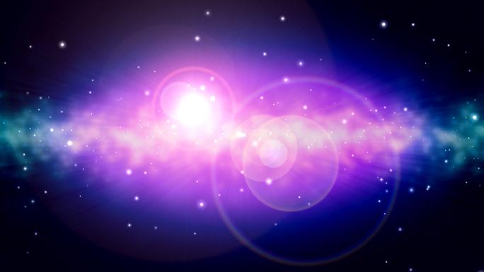 Cosmic Euphoria Stock Photo