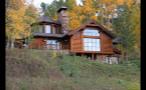 Hillside House in Colorado Woods Near Aspen