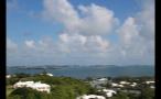 View of Ocean and Bermuda Landscape
