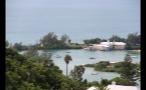 Pink Waterfront House in Bermuda