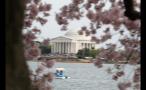 Views of Jefferson Memorial Across the Potomac River