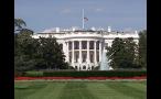 Fountain on White House Lawn