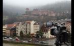 Camera Shooting Little German Town