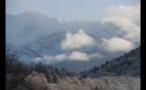 Clouds Floating Above German Landscape