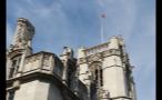 Rooftop British Flag