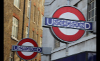Two London Underground Signs