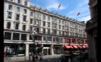 Shopping Street in London