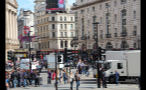Busy Area of London