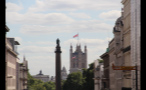 Duke of York Column With Parliament in the Distance