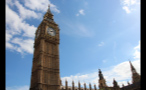 Big Ben and Sunny Day in London