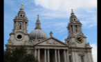 St. Pauls Cathedral on Ludgate Hill in London