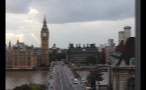 Big Ben and London Cityscape