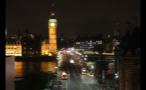 Westminster Bridge at Night Time