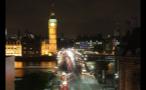 Big Ben at Night Time