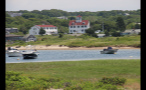 Huge Houses Near Water in Marthas Vineyard