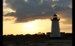 Sunrise on Marthas Vineyard