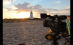 Filming Sunrise in Marthas Vineyard