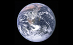 Picture of the Earth From Outer Space