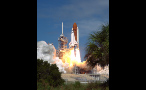 NASA Discovery Lifting Off at Kennedy Space Center