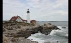Portland Head Lighthouse on Rocky Maine Coast